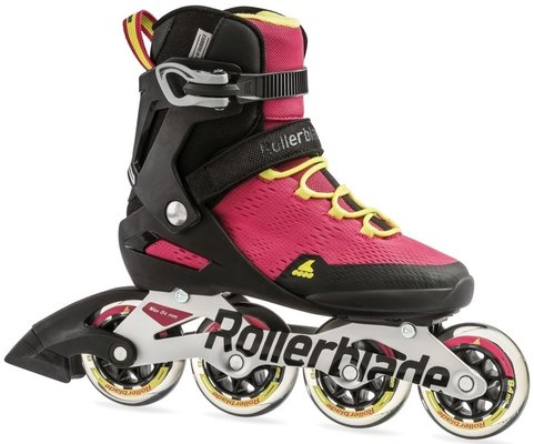 Rollerblade Spark 84 W Strawberry/Lime 23,5/37