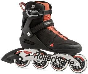 Rollerblade Spark 84 ST Black/Luminous Red