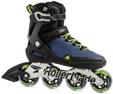 Rollerblade Spark 80 ST Blue Dusk/Green 27/42