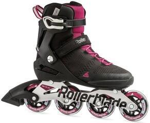 Rollerblade Spark 80 ST W Black/Dark Pink