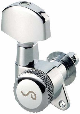 Schaller M6 135 Left locking 19,5 Chrome 1 pcs