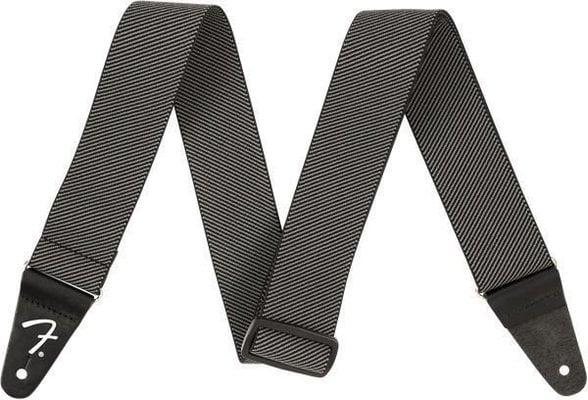 Fender Weighless Strap Grey Tweed