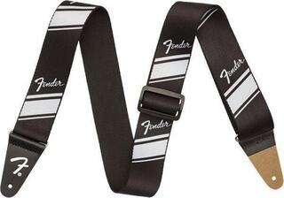 Fender 2'' Competition Stripe Strap Silver