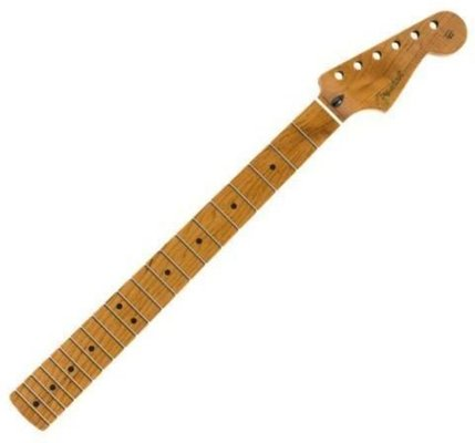 Fender Roasted Maple Strat Neck 21 Narrow Tall 9.5'' MN C