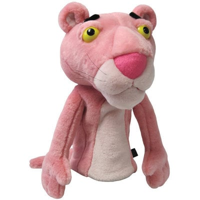 Creative Covers Winning Edge Novelty Headcover - Pink Panther