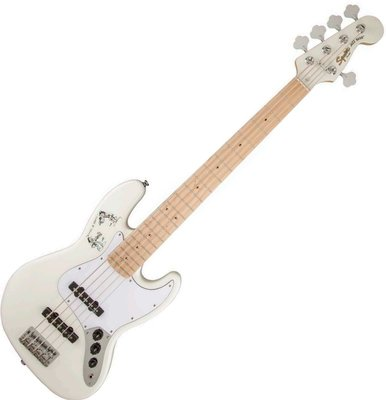 Fender Squier Steffi Stephen Jazz Bass V
