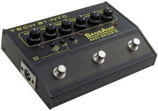 Tech 21 SansAmp Bass Driver D.I. Programmable