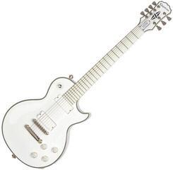 Epiphone Matt Heafy SnØfall Les Paul Custom 7 Outfit Alpine White