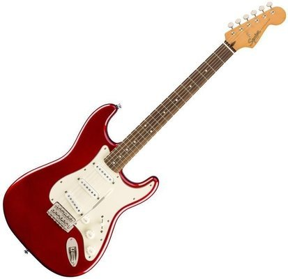 Fender Squier Classic Vibe 60s Stratocaster IL Candy Apple Red