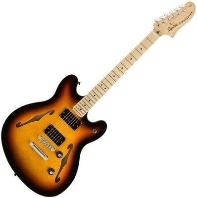Fender Squier Affinity Series Starcaster MN 3-Tone Sunburst