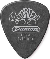 Dunlop 488R 1.14 Tortex Black Standard