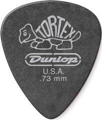 Dunlop 488R 0.73 Tortex Black Standard