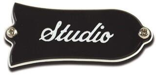 Gibson PRTR-040 Truss Rod Cover Studio Black