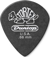 Dunlop 482R 0.88 Tortex Black Jazz Sharp