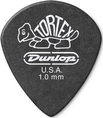 Dunlop 482R 1.00 Tortex Black Jazz Sharp