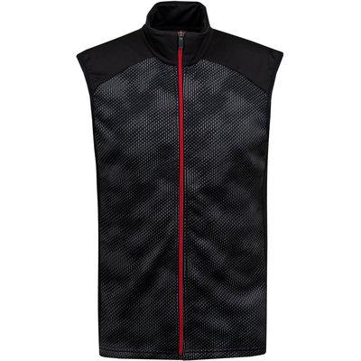 Galvin Green Diaz Insula Mens Vest Black/Red XL