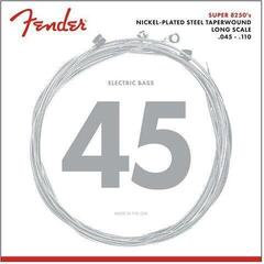 Fender 8250 Bass Nickel Plated Steel Strings Taperwound
