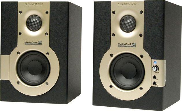 Samson MediaOne 3a Active Studio Monitors
