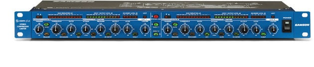 Samson S-com plus - Stereo Compressor/Limiter