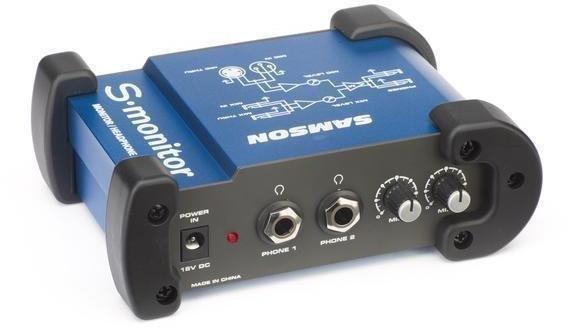 Samson S-monitor - Mini Headphone Amplifier