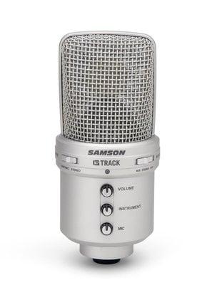 Samson G TRACK USB Condenser Microphone