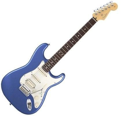 Fender American Standard Stratocaster HSS, RW, Ocean Blue Metallic
