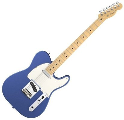 Fender American Standard Telecaster, Maple, Ocean Blue Metallic