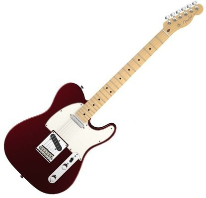 Fender American Standard Telecaster, Maple, Bordeaux Metallic