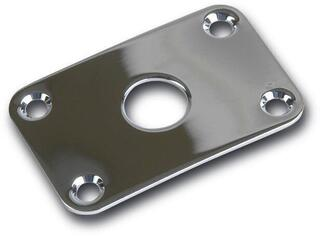 Gibson PRJP-050 Metal Jack Plate Explorer Chrome