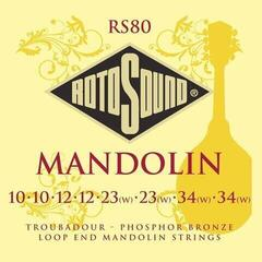 Rotosound RS-80 Mandolin Strings