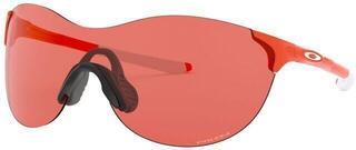 Oakley EVZero Ascend Safety Orange/Prizm Peach