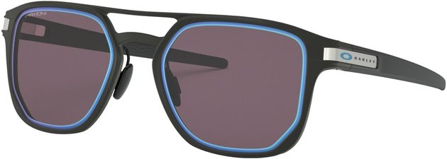 Oakley Latch Alpha Matte Black/Prizm Gray
