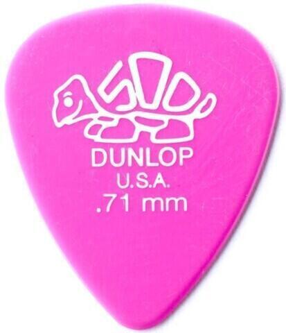 Dunlop 41R 0.71 Delrin 500 Standard