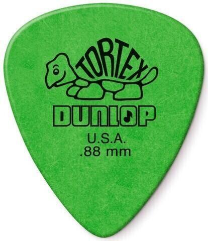 Dunlop 418R 0.88 Tortex Standard