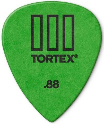 Dunlop 462R 0.88 Tortex TIII