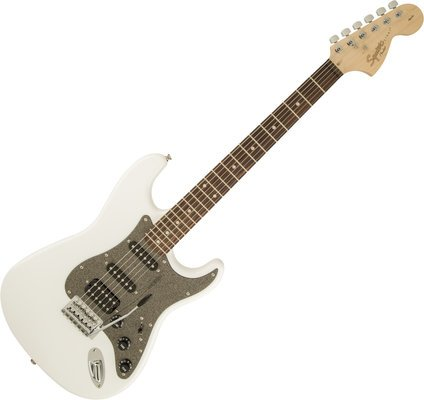 Fender Squier Affinity Series Stratocaster HSS Laurel FB Olympic White