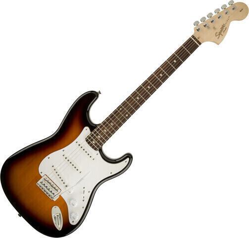 Fender Squier Affinity Series Stratocaster IL Brown Sunburst