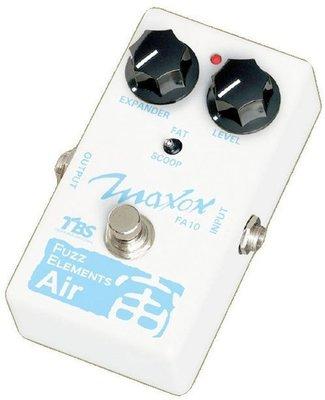 Maxon FA10 Fuzz Elements Air