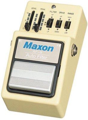 Maxon AF9 Auto Filter
