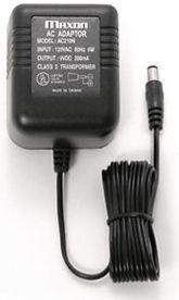 Maxon AC210U AC Adaptor 9V
