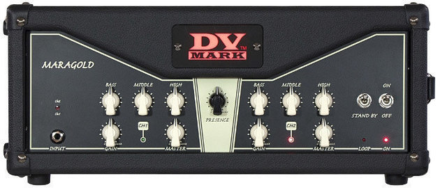 DV Mark Maragold 40W All Tube Head Greg Howe Signature