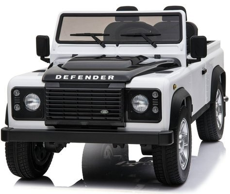 Beneo Land Rover Defender White
