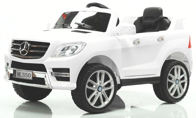 Beneo Mercedes-Benz ML 350 White
