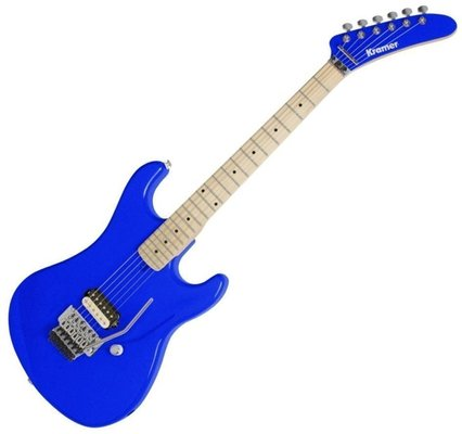 Kramer The 84 Blue Metallic