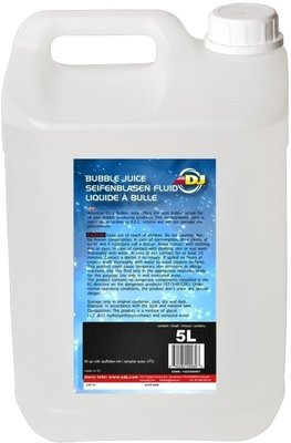ADJ bubble juice concentrate for 5 L