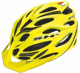 SH+ Shot R1 Fluo Yellow/Black Matt Unisize