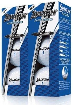 Srixon AD333 Golf 6 Balls Limited Edition