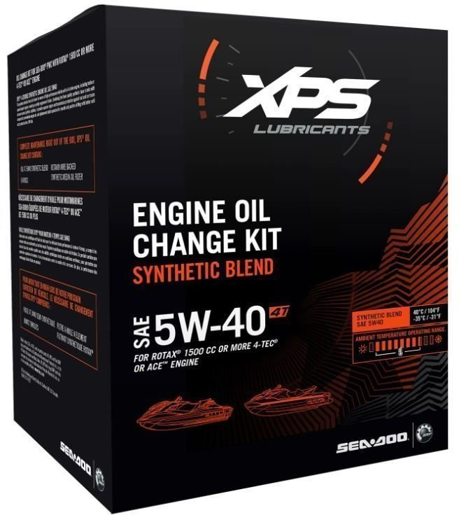 BRP XPS Oil Change Kit
