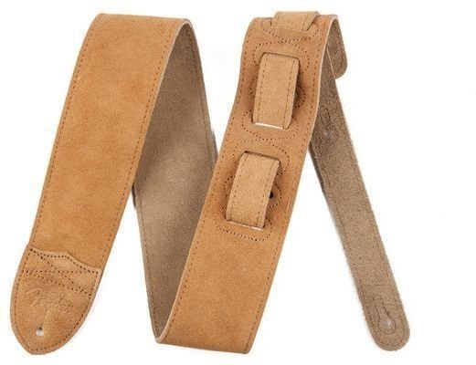 Fender 2,5'' Suede Guitar Strap Tan