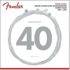 Fender Super 5250 Bass Strings Nickel-Plated Steel Roundwound